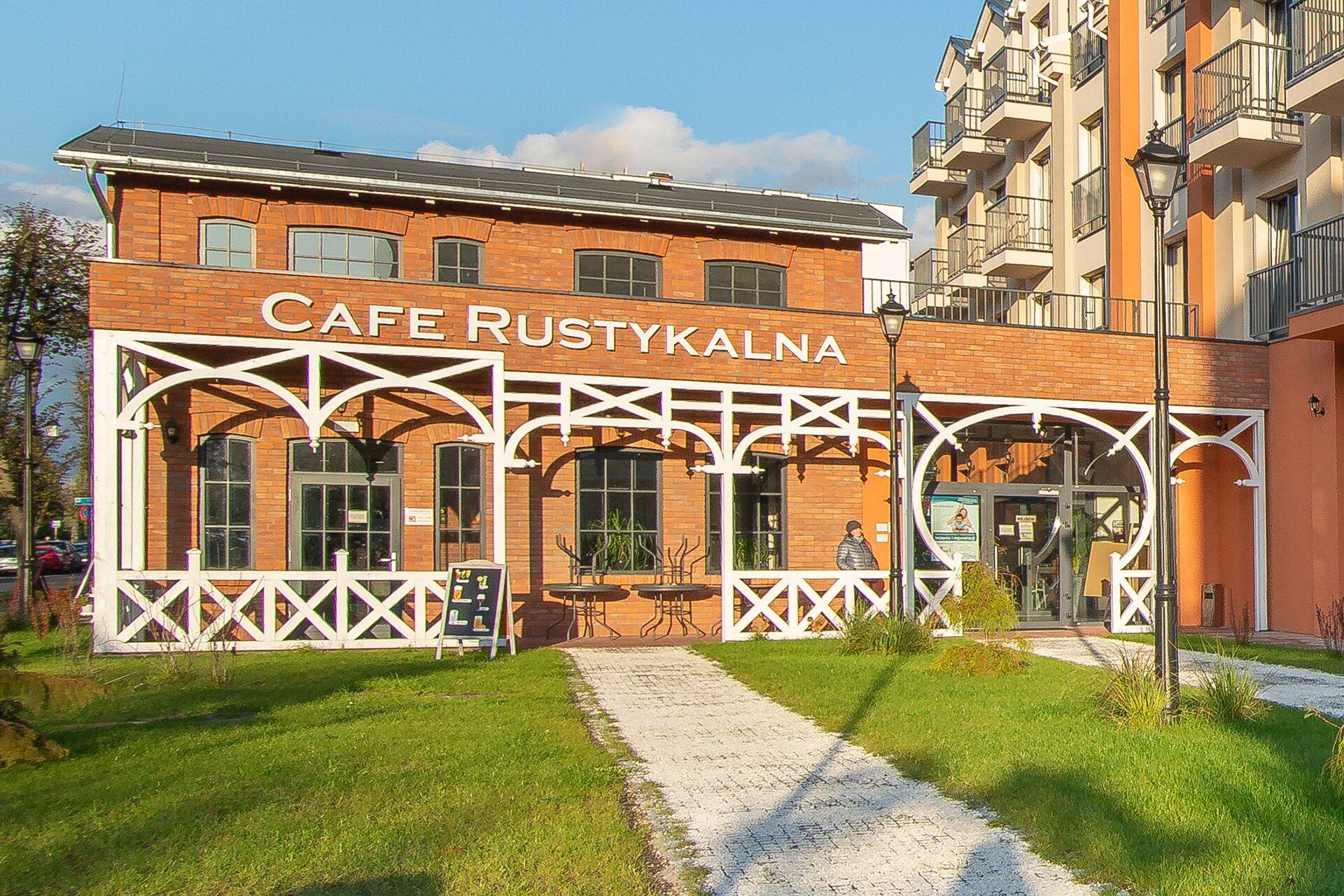 kawiarnia rustykalna